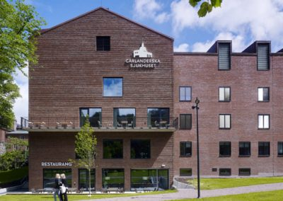 Nya Carlanderska Sjukhuset